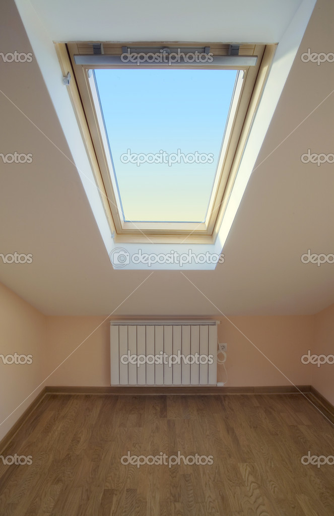 Empty flat in a new building. — Stock Photo #2650538