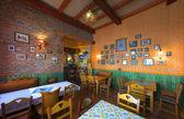 Restaurante — Fotografia Stock