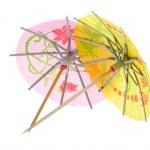 Paper drink umbrellas — Stock Photo #2650442
