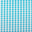 Gingham tablecloth pattern — Stock Photo