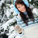 Winter girl — Stock Photo #2657283