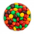 Bowl of candies — Stock Photo #2659400