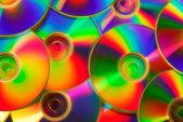 Tło cd — Zdjęcie stockowe