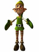 Toon Elf — Stock Photo