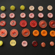 Stock Photo: Old buttons