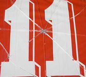 Nummer elf und Glasscherben