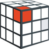 3d cubes in color 05