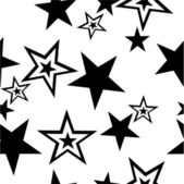 Vector Seamless star ornament in color 39