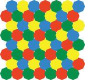 Octagonal 3d pattern 01