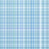 A coloured checked background with blue halftones