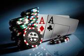 Glücksspiel-Chips