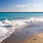 thumbnail of Mediterranean sea coast