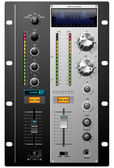 Set of useful controls to design recording studio equipment UI elements: knobs buttons tumblers switches graphic analyzer