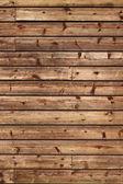 Staré dřevěné Plotové dílce zblízka