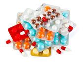 Balení pilulek