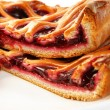 thumbnail of Pieces of cherry pie