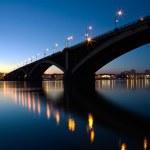thumbnail of Night city of Krasnoyarsk