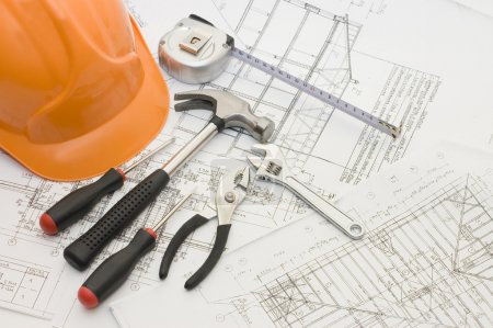 Building tools on the house project