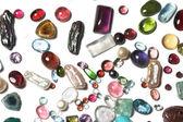 Semi-precious stones