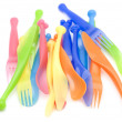 thumbnail of Kitchen plastic fork