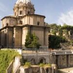 thumbnail of Temple on Roman forum