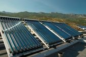 Vakuové solární systémy pro ohřev vody