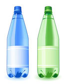 Mineral water vector illustration EPS and AI files included