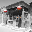 Постер, плакат: Old chinese shop
