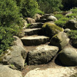 thumbnail of Stone stairs. summer scenic