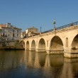 thumbnail of French bridge in sommieres