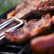 thumbnail of Barbecue closeup