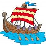 thumbnail of Viking boat