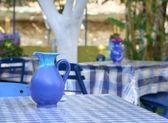 Griechische traditionelle Taverne
