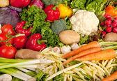 Closeup zelenina