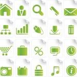 thumbnail of Green Icon Set