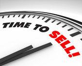 čas prodat - hodiny