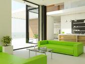 Luz interior design