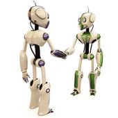 Két robot