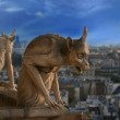 thumbnail of Gargoyle of Notre Dame de Paris