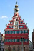 Středověká radnice ve Stuttgartu