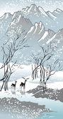 Négy évszak: tél