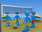 Beach Volley Challenge
