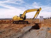 Těžká stavební stroje a zařízení