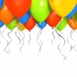 thumbnail of Party balloons background