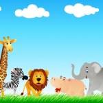 thumbnail of Funny animal cartoon