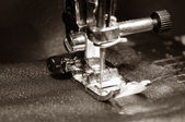 Fotografia macchina da cucire