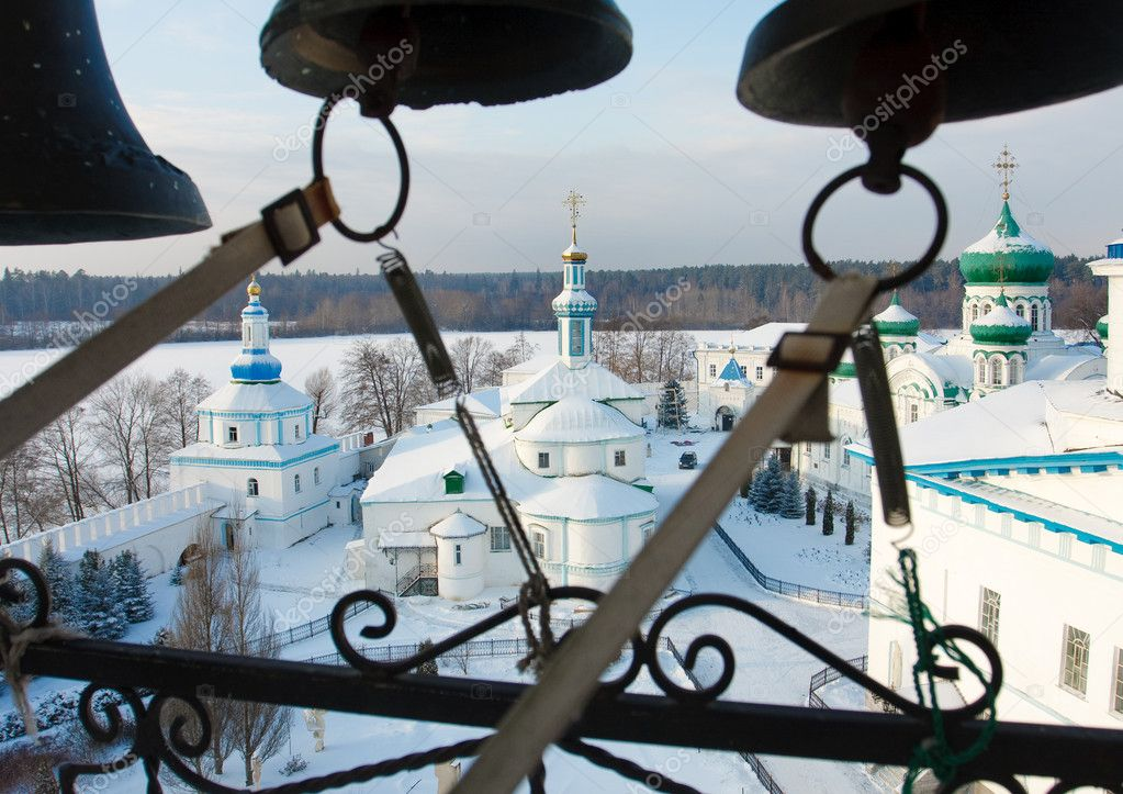 Фотообои Orthodox Monastery