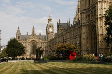 London Parlament Building,
