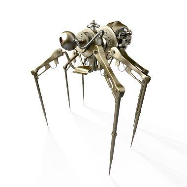Robot - spider - spy