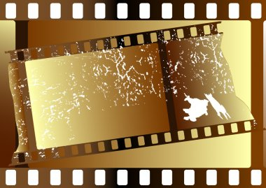 Film strips (vector)
